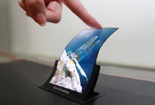 LG Flexibile Display